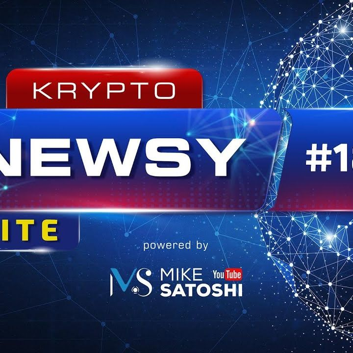 Krypto Newsy Lite #183   15.03.2021   Bitcoin: ATH i korekta, Tokeneo pod młotek, USA: Stimulus trafi w kryptowaluty, NFT mania trwa