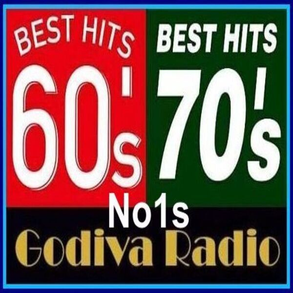 6th August 2021 Godiva Radio playing you No1s from the 60s and 70s in the UK.
