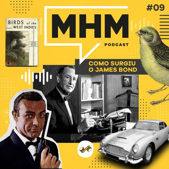 Como surgiu o James Bond