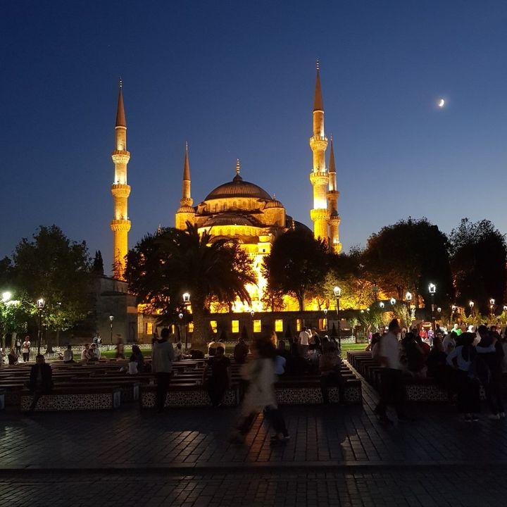 Viaggio ad Istanbul: (1) Sultanahmet