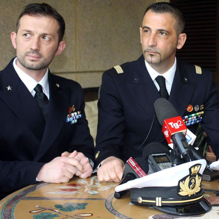 Marò: caso chiuso in India, tocca all'Italia