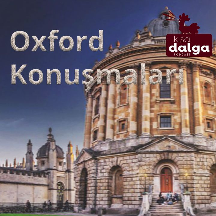 Oxford Konuşmaları 1: Emre Eren Korkmaz'la Barış Teknolojileri