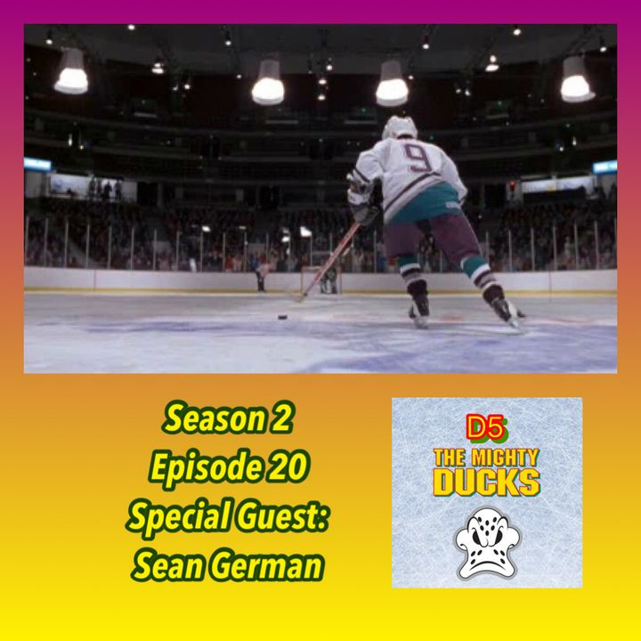 D2 Episode 20: Coming In Cold (Special Guest: Sean German)