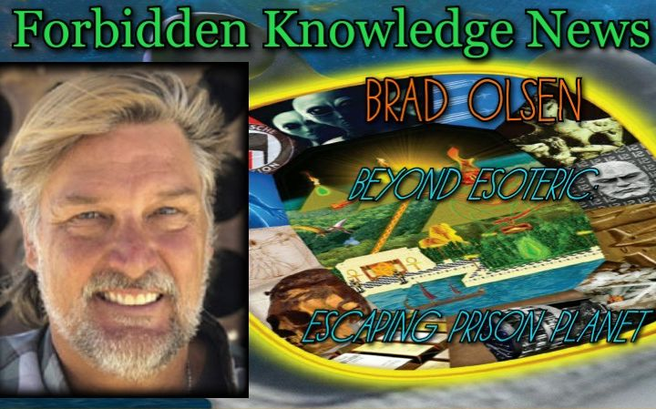 Beyond Esoteric: Escaping Prison Planet with Brad Olsen