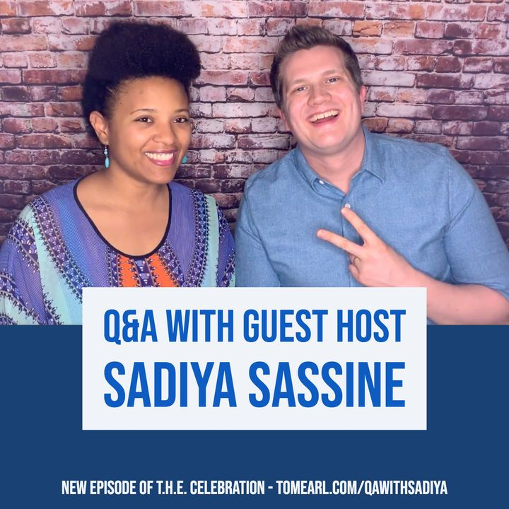 Q&A With Guest Host Sadiya Sassine