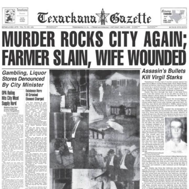 Ep 34 - The Texarkana Phantom Killer Part 2