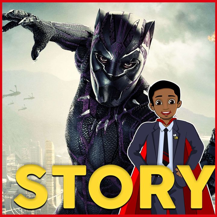 Black Panther - Sleep Story