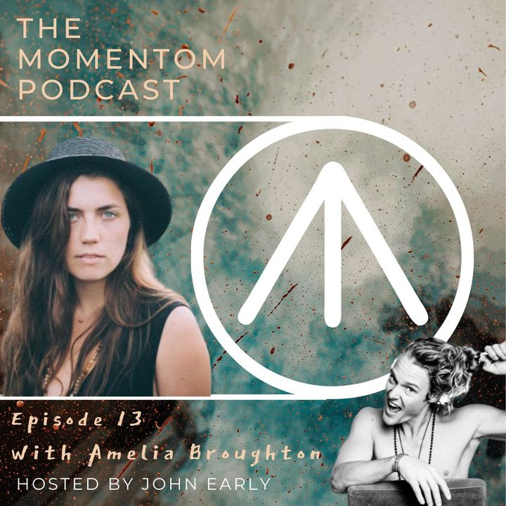 Amelia Broughton - Creating Connection w Authentic Relating, Relational Intelligence & Human Design