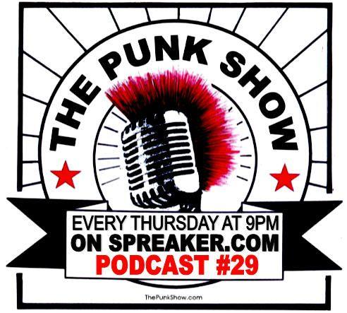 The Punk Show #29 -09/05/2019