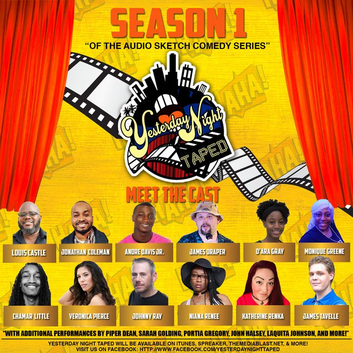 Yesterday Night Taped Episode 1 (Season 1):  The Premier, Musical Guest Kula Voncille