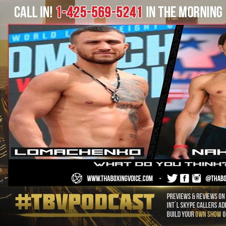☎️ Arum Eyeing Lomachenko vs Masayoshi Nakatani🔥😱Comeback Fight In Summer❗️