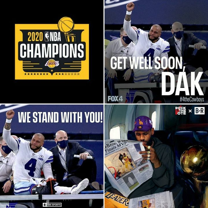 """EP. 196 - """"Get Well Dak   Lakers Are Champs"""""""