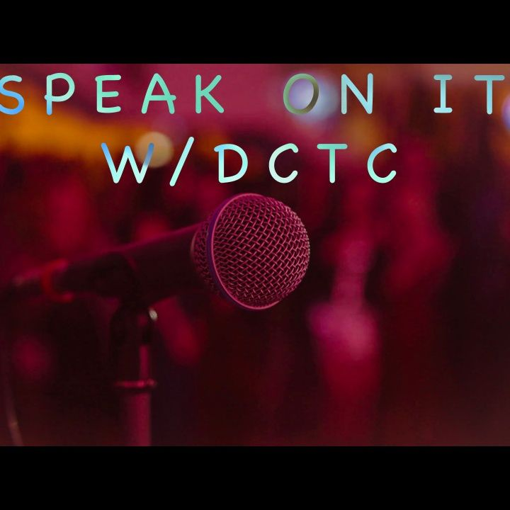 Speak On It with DCTC Episode 5 - Stronger with Brandi Forte