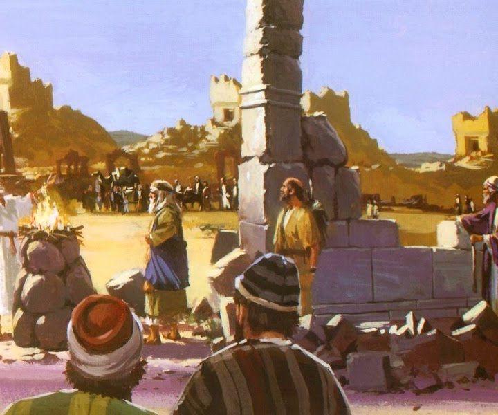 Hageo - Reconstruyendo el Templo