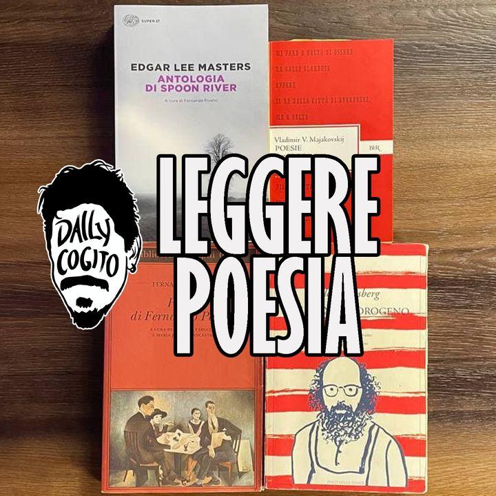 Leggi Poesia ma prima che sia troppo tardi!