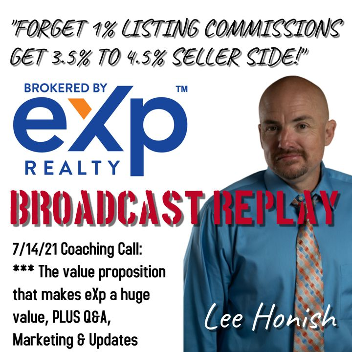 MAX Commission of 4.5% Seller Side on Pre-Foreclosure-Listings   Lee Honish   833-969-4673