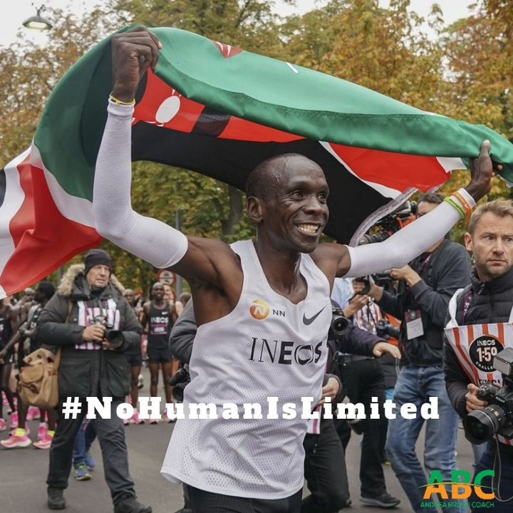 #NoHumanIsLimited INTRO