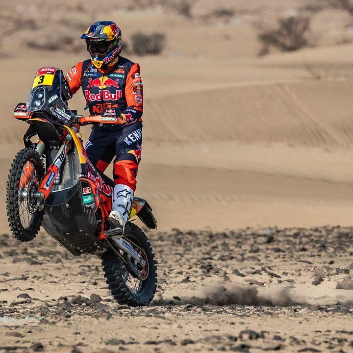 Resumen Etapa 1 Dakar 2021
