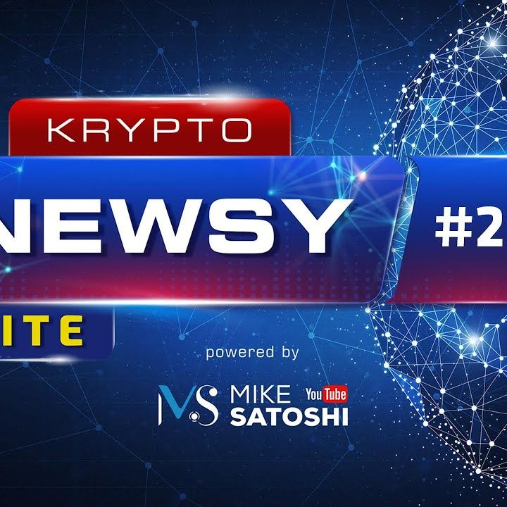 Krypto Newsy Lite #205 | 20.04.2021 | FED: Bitcoin to store of value, Who let the DOGE out? Kto wygra: SEC czy Ripple?