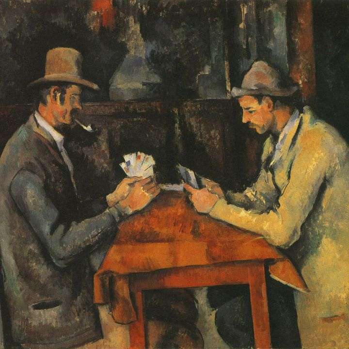 """#13 Cézanne - """"Un muratore che dipinge con la sua cazzuola"""" (prima parte)"""