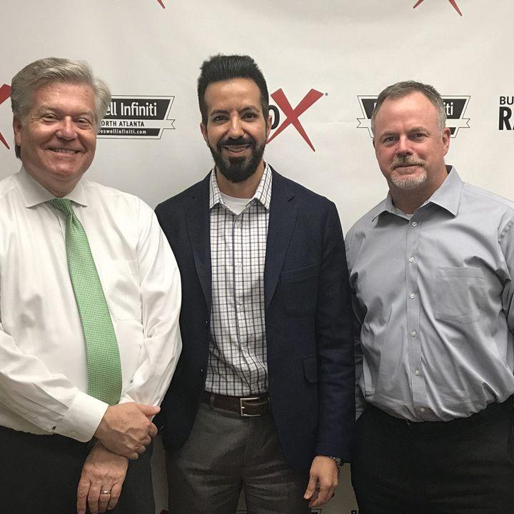 Alpharetta Tech Talk:  Chris Smith, PRAXIS Technology Escrow, and Michael Anaya, DEVCON Detect, Inc.