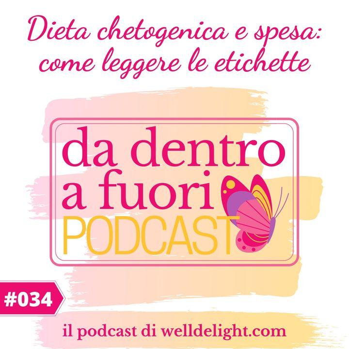 Dieta chetogenica e spesa: come leggere le etichette