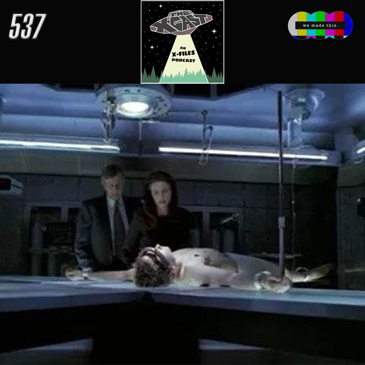 537. Amor Fati X-tra: The Last Temptation of Mulder