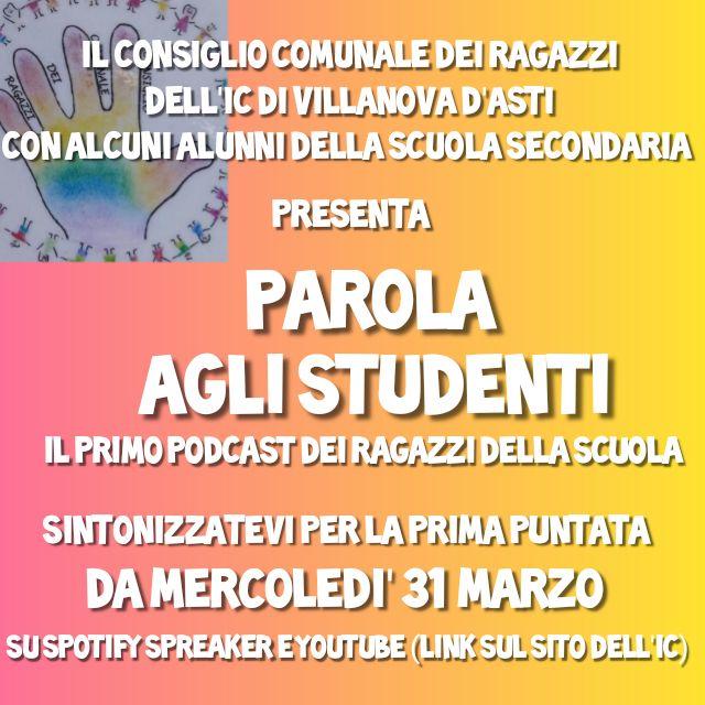 Parola agli studenti