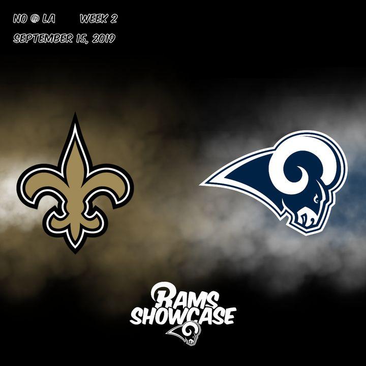 Rams Showcase - Saints @ Rams
