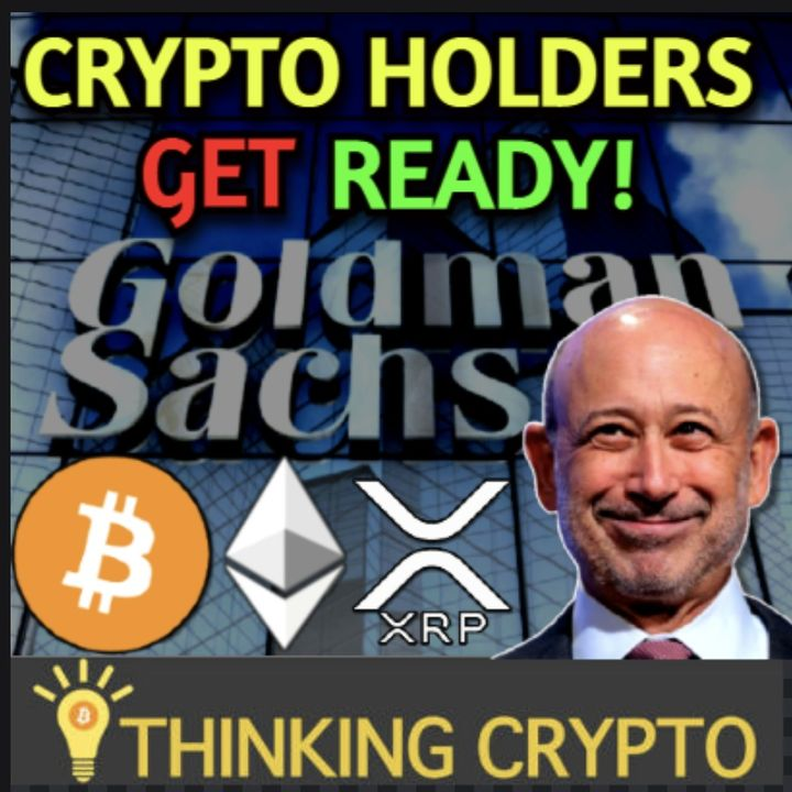 Goldman Sachs To Offer Bitcoin & Crypto To Wealthy Clients - BlackRock Bitcoin - Chipotle Free BTC