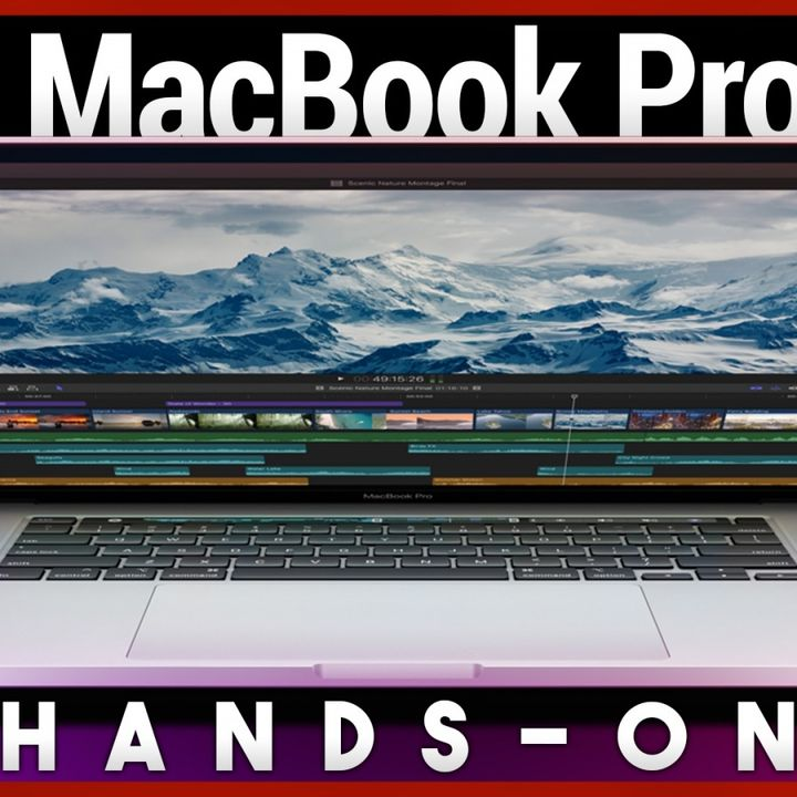 """Hands-On Tech: Macbook Pro 16"""" (2019) Unboxing & First Look"""