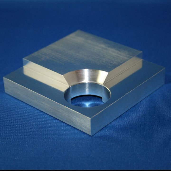 CNCRT 05: Triple Edge Finder Touch Off Plate