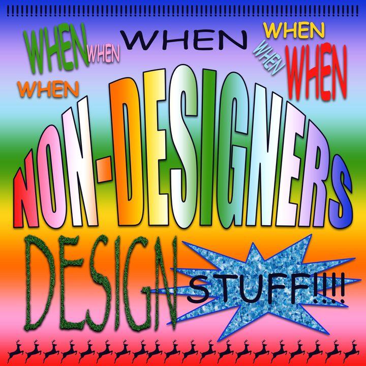 When Non-Designers Design Stuff