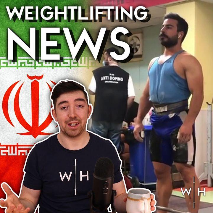 Rostami Accuses Iranian Team of Doping   WL News
