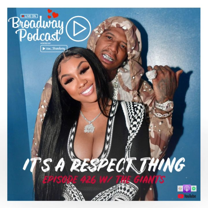 Episode 426 - It's A Respect Thing