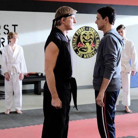 Karate Kid, Cobra Kai y la masculinidad hegemónica