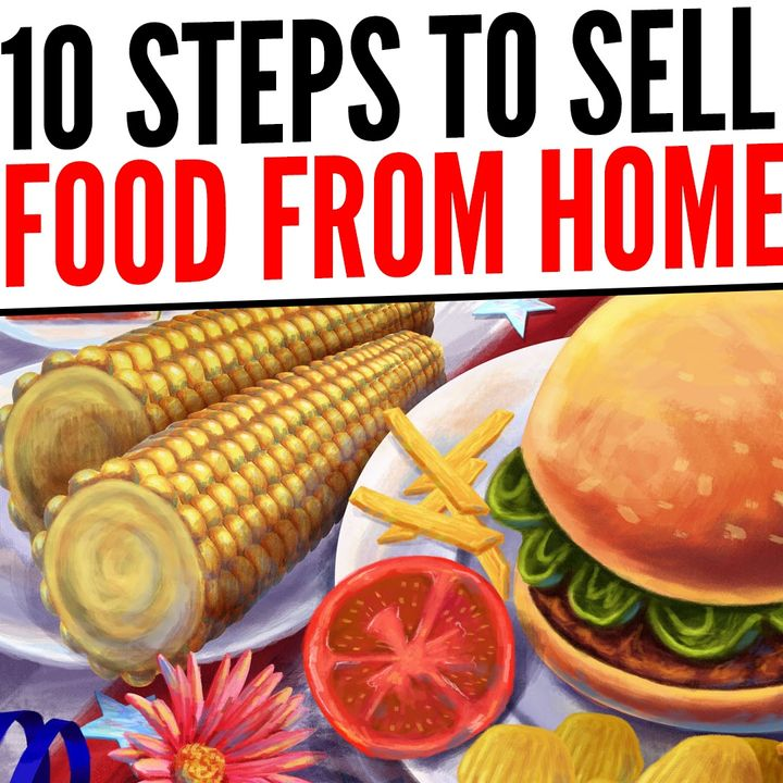 How to sell food from home _ Georgia Cottage Food Business _ Profitable Small Food Business