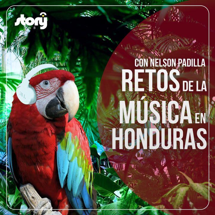 T02 / EP03 - Retos de la Música en Honduras con Nelson Padilla