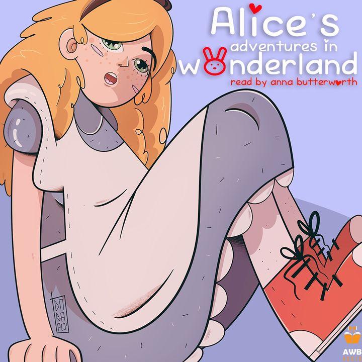 Chapter 12_Alice's Adventures in Wonderland