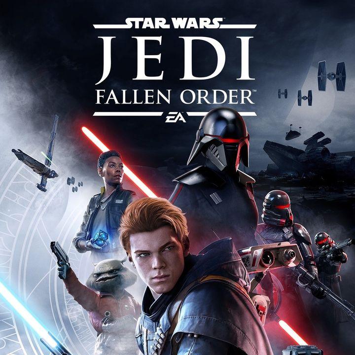 Star Wars Jedi Fallen Order (Video Game)