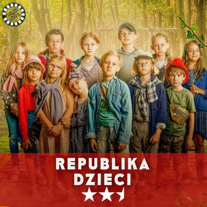 REPUBLIKA DZIECI - RECENZJA FILMU JANA JAKUBA KOLSKIEGO