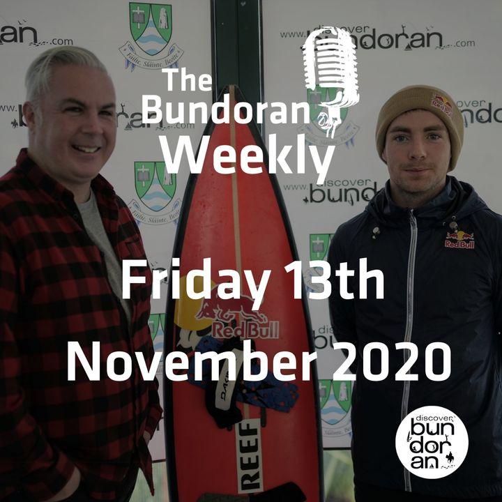 113 - The Bundoran Weekly - Friday 13th November 2020