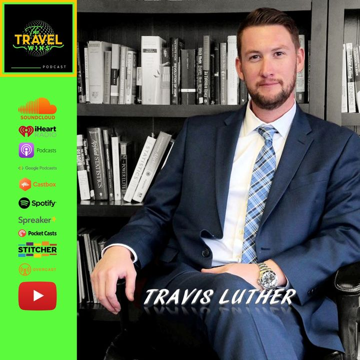 Travis Luther   a punk rocker turns to entrepreneurship and the business world