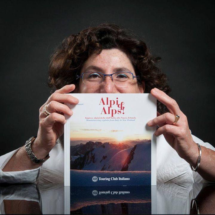 Alpi e Alps! Il nuovo libro di Ada Brunazzi