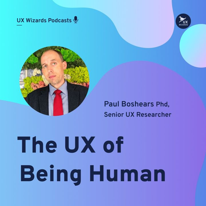 The UX of Being Human