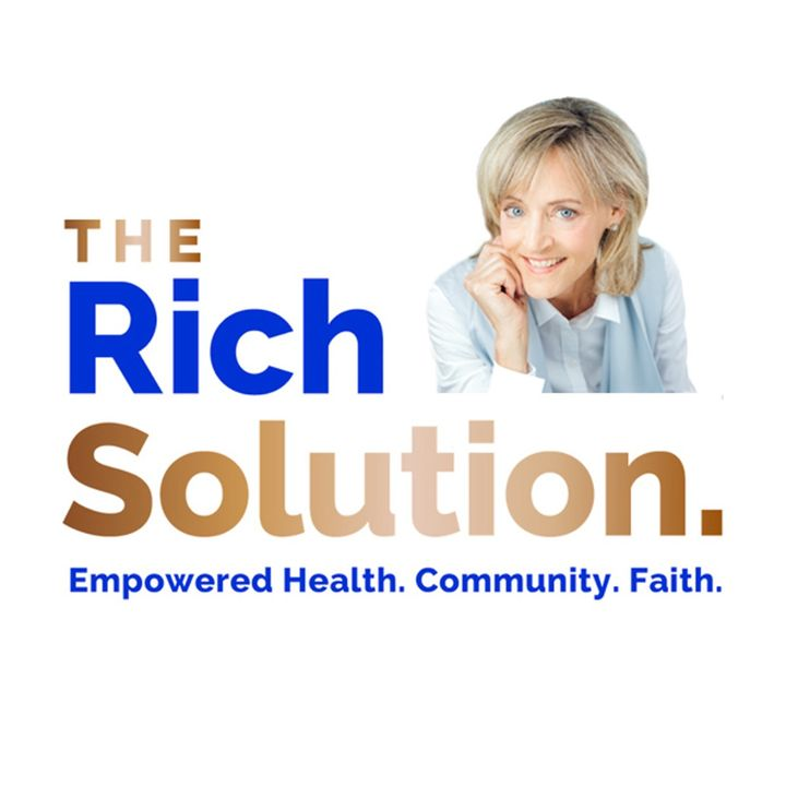 """The Rich Solution - 20200228-Barbie Boules, """"Mindful Eating"""""""