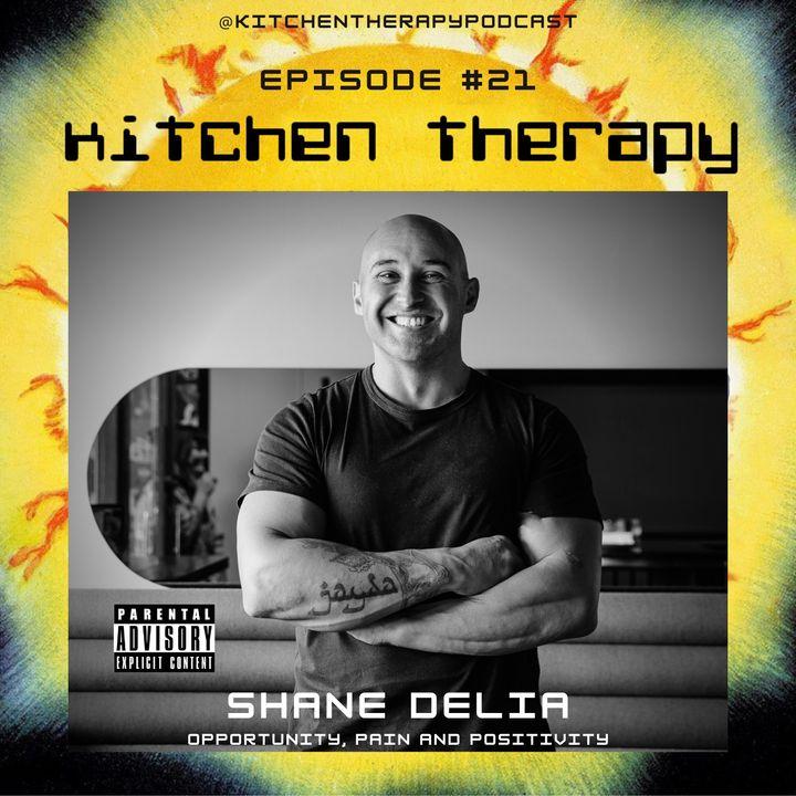 Kitchen Therapy: The Shane Delia Files