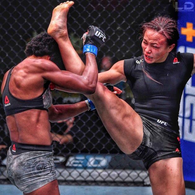 Waterson vs Hill / UFC Fight Night Vegas 10