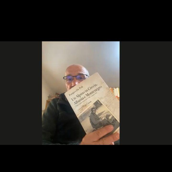 """Diego Cason - """"Un Alpino in Grecia, Albania e Montenegro"""""""