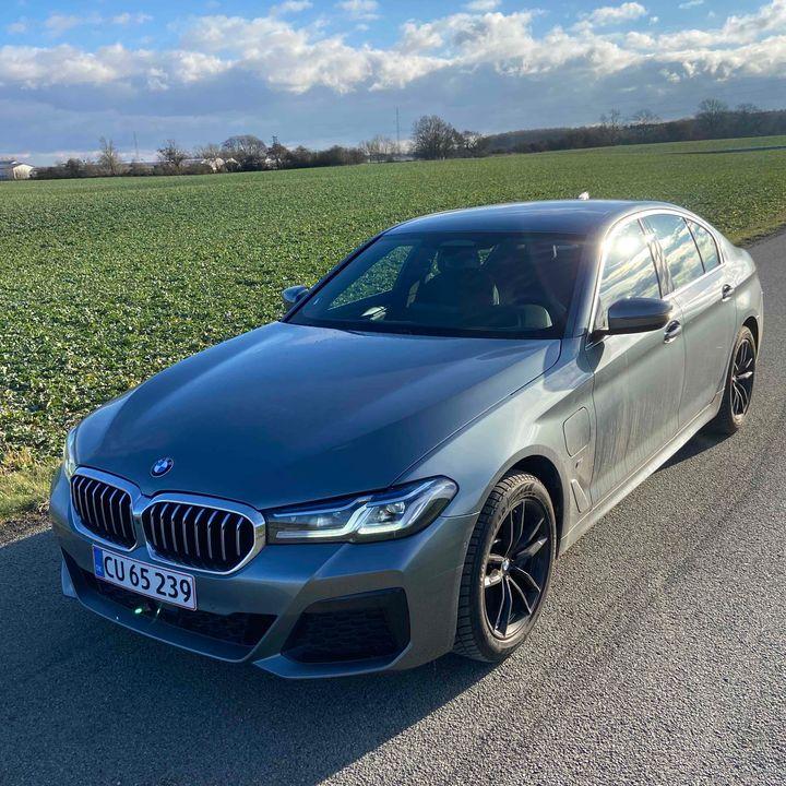 Ugen der Gik Gak uge 5 - med BMW 530e, Mercedes E-klasse All-Terrain og Golf GTI Clubsport